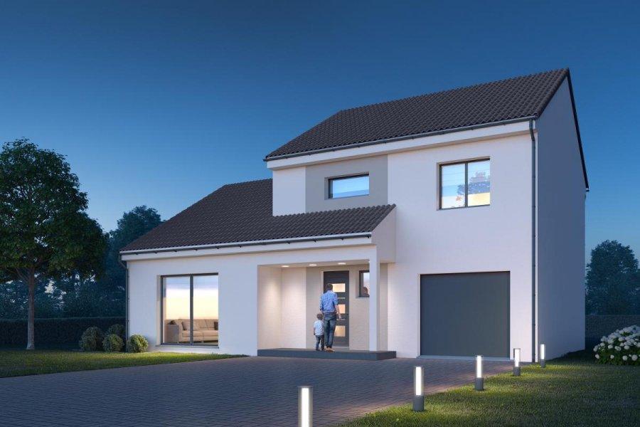 acheter maison individuelle 7 pièces 133 m² sommerviller photo 1