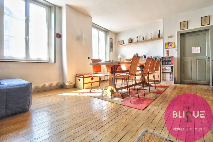 acheter appartement 3 pièces 90 m² nancy photo 2
