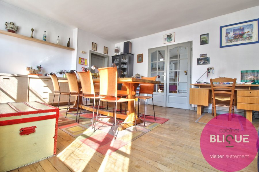 acheter appartement 3 pièces 90 m² nancy photo 5