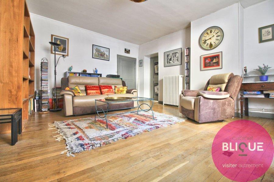 acheter appartement 3 pièces 90 m² nancy photo 4