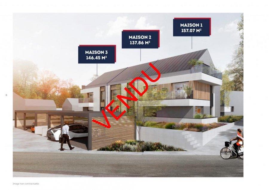 doppelhaushälfte kaufen 3 schlafzimmer 146.45 m² livange foto 1