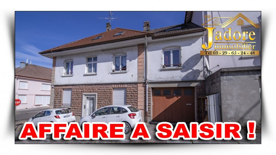 acheter immeuble de rapport 5 pièces 174 m² corcieux photo 1