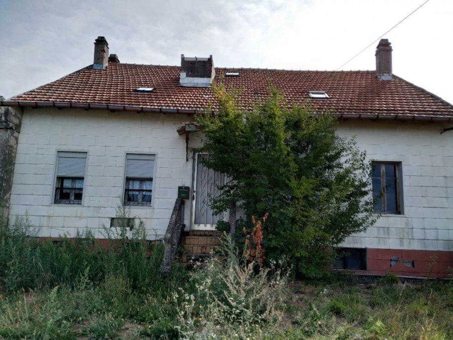 Maison à vendre F5 à Lemberg