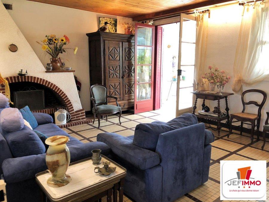 Maison individuelle en vente saint julien de concelles for Chambre de mise en charge