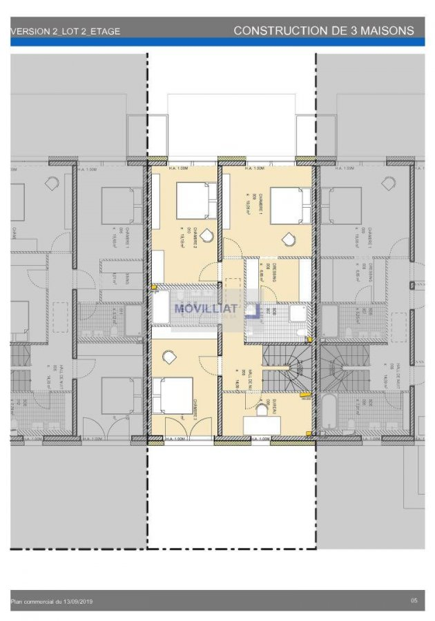 acheter maison 4 chambres 230 m² hobscheid photo 7