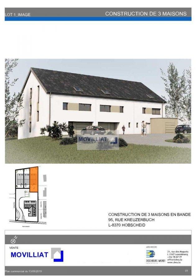 acheter maison 4 chambres 230 m² hobscheid photo 1