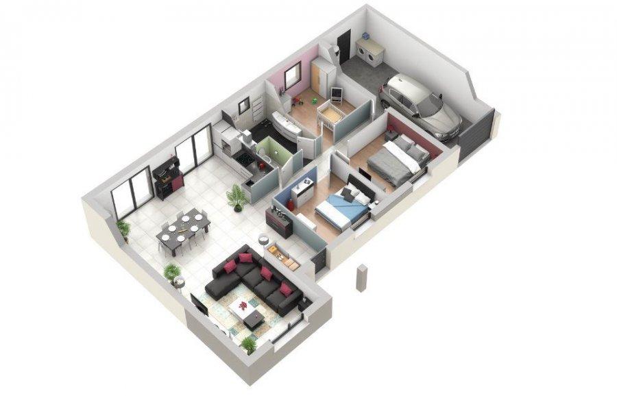 acheter maison 5 pièces 105 m² pommérieux photo 7