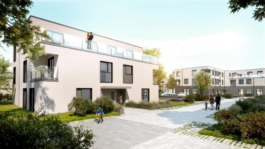 acheter penthouse 2 chambres 73 m² mertert photo 6