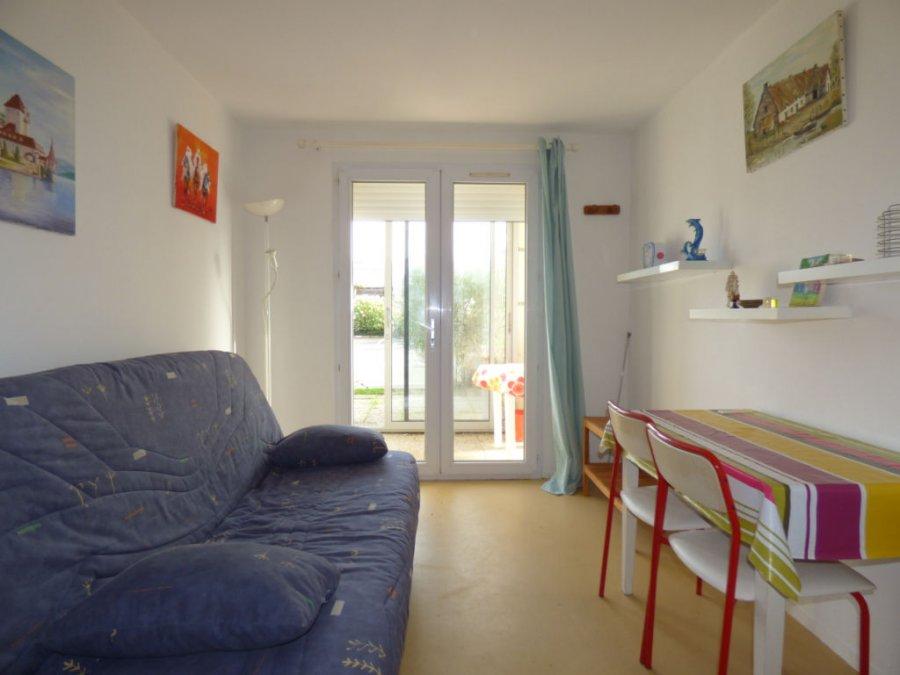 acheter appartement 1 pièce 18 m² saint-hilaire-de-riez photo 4