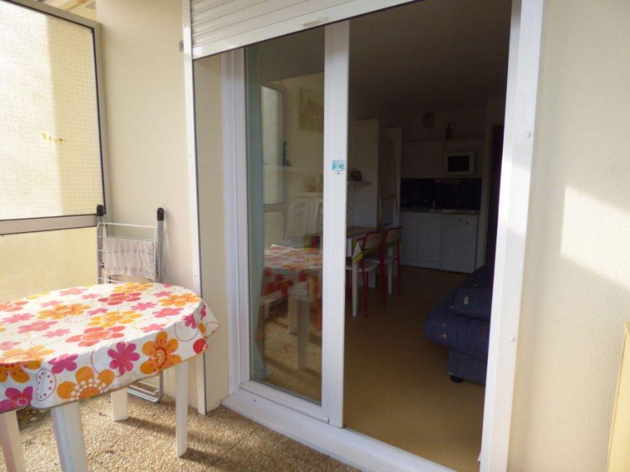 acheter appartement 1 pièce 18 m² saint-hilaire-de-riez photo 2