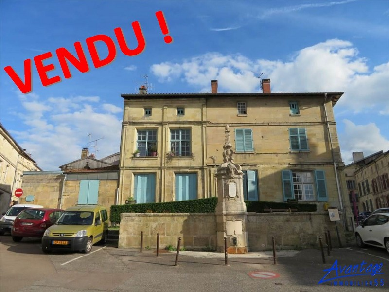 acheter immeuble de rapport 0 pièce 260 m² bar-le-duc photo 1