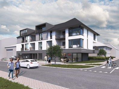 Penthouse-Wohnung zum Kauf 3 Zimmer in Hobscheid - Ref. 5981596