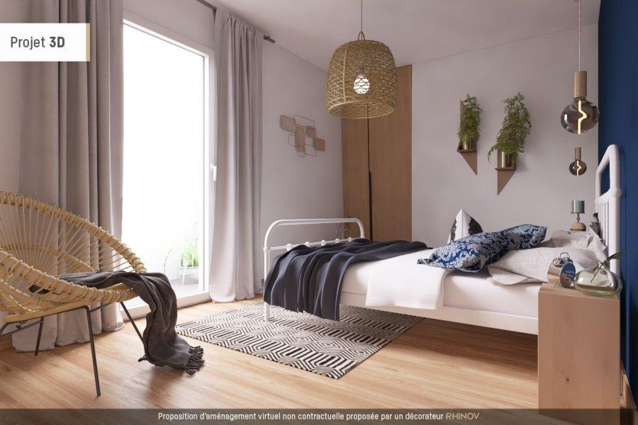 acheter appartement 3 pièces 63.6 m² longeville-lès-metz photo 6
