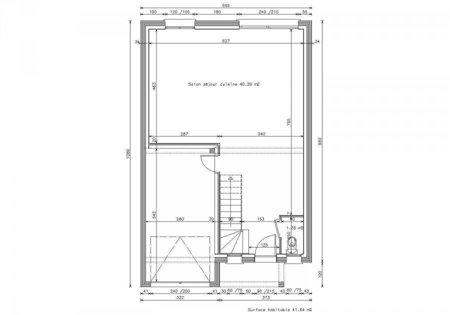 einfamilienhaus kaufen 6 zimmer 94 m² chesny foto 3