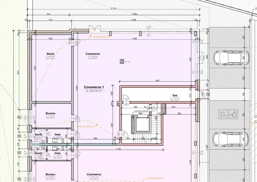 acheter bureau 1 chambre 200.48 m² wemperhardt photo 3