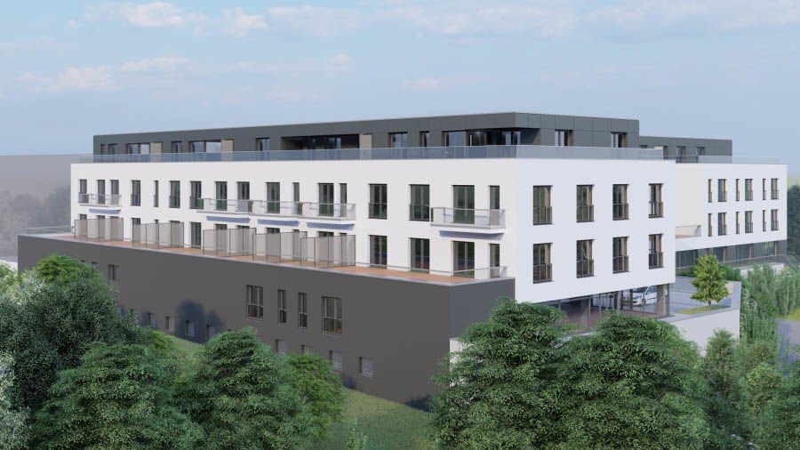 acheter bureau 1 chambre 200.48 m² wemperhardt photo 5