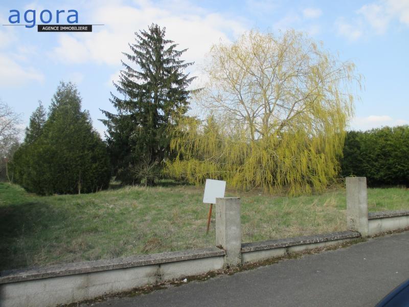 Terrain constructible à vendre à Piennes