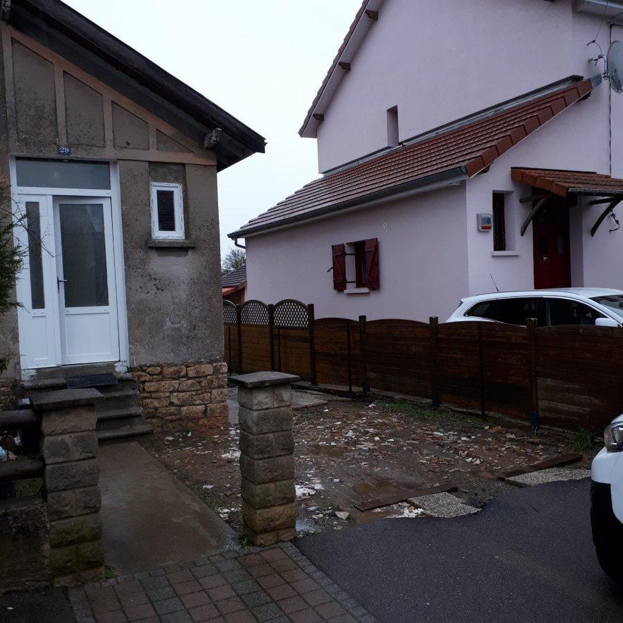 Maison jumelée à louer F5 à Briey