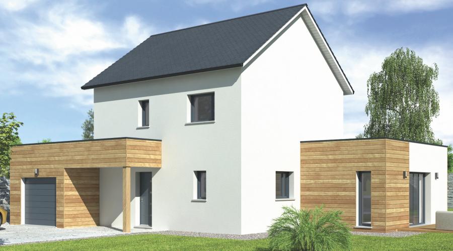 acheter maison 11 pièces 124 m² anzeling photo 1