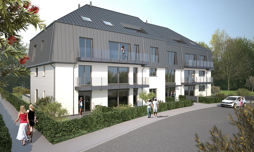 acheter appartement 2 chambres 91.91 m² kayl photo 1