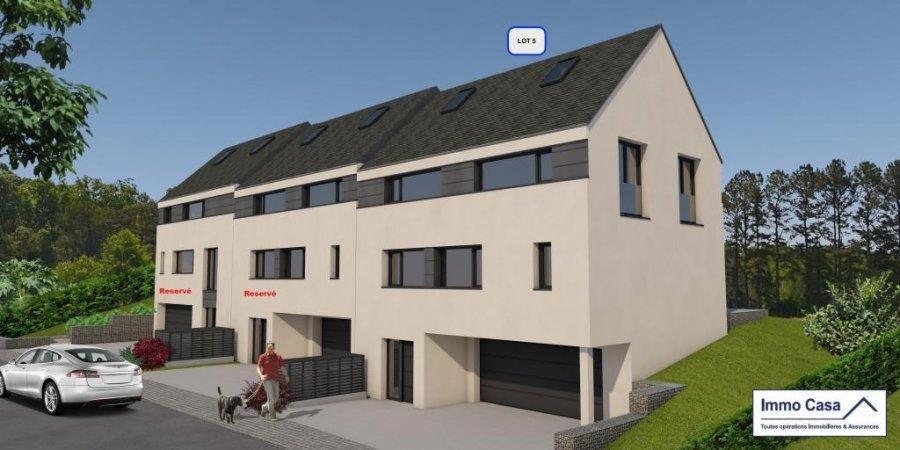 Maison mitoyenne à vendre 4 chambres à Holzem