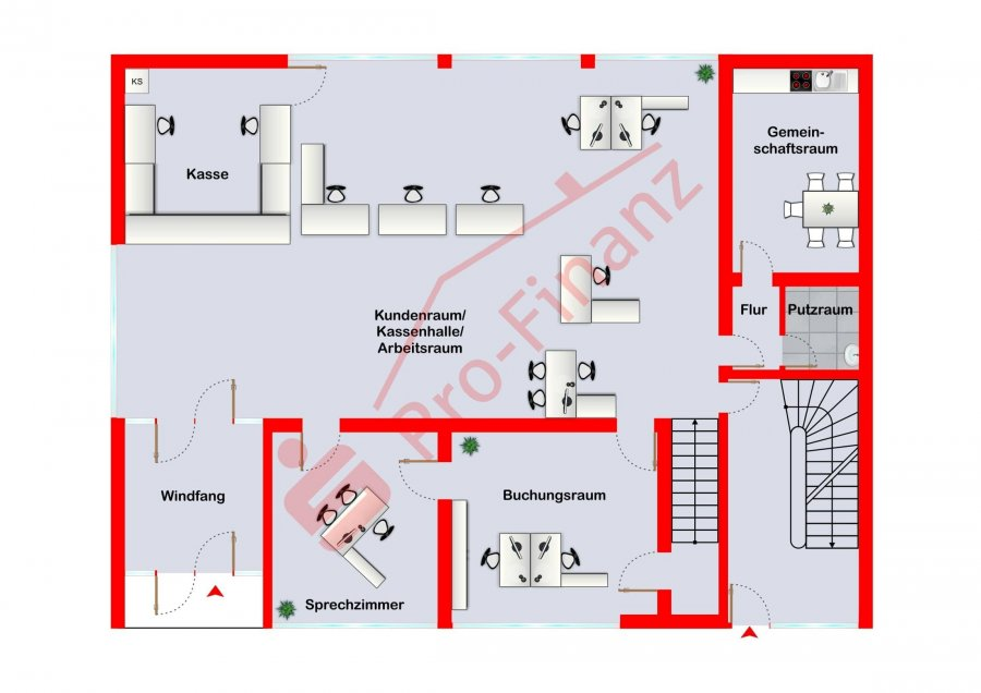 ladenfläche kaufen 0 zimmer 209 m² sulzbach foto 7