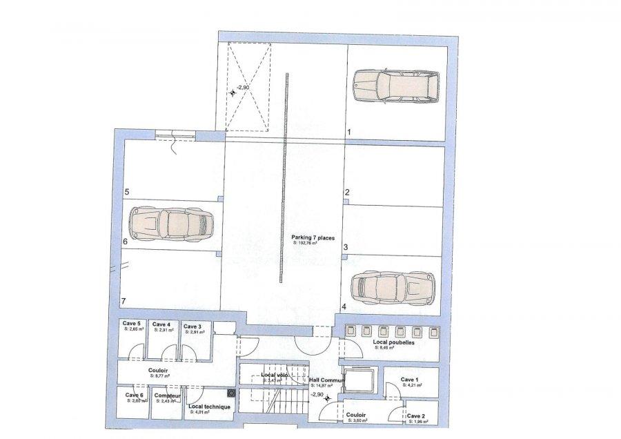 acheter penthouse 3 chambres 159.85 m² capellen photo 4