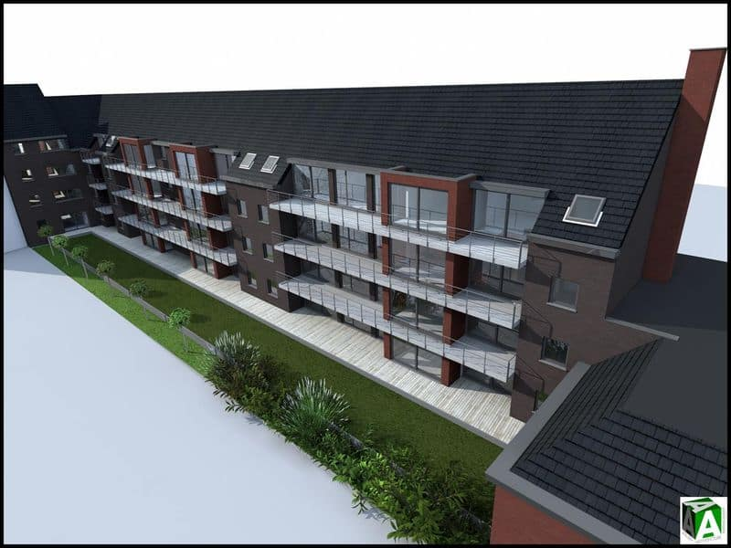acheter appartement 0 pièce 93 m² mouscron photo 1