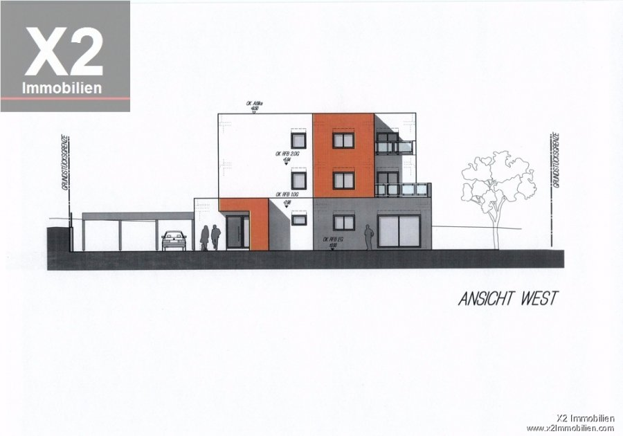 acheter appartement 2 pièces 80 m² kenn photo 2