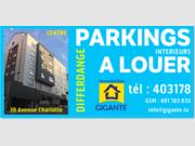 Indoor garage for rent in Differdange - Ref. 6506156