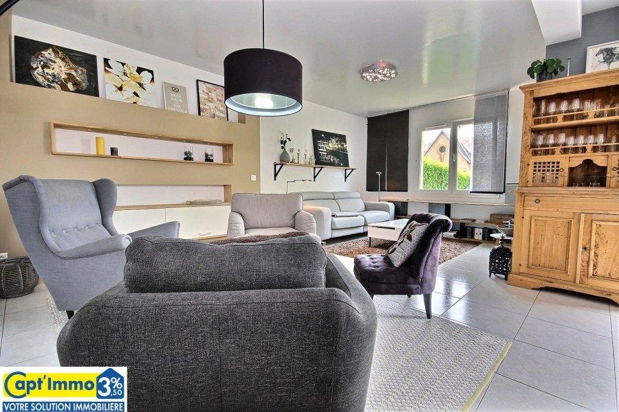 Maison individuelle à vendre F6 à METZ SUD EST TECHNOPOLE MERCY