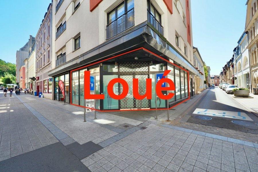 louer local commercial 0 chambre 80 m² esch-sur-alzette photo 1