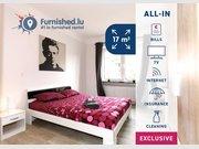 Bedroom for rent 1 bedroom in Luxembourg-Limpertsberg - Ref. 6428844