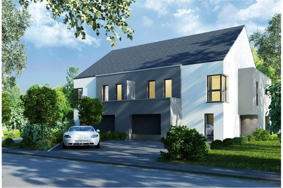 Maison jumelée à vendre 3 chambres à Useldange