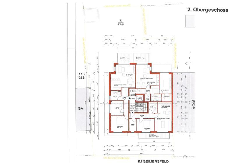 wohnung kaufen 2 zimmer 65.56 m² trier foto 6