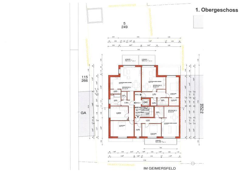 wohnung kaufen 2 zimmer 65.56 m² trier foto 3