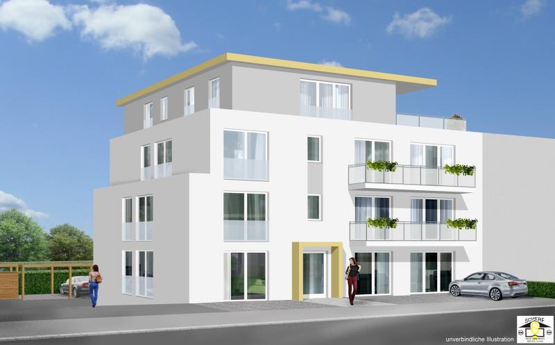 wohnung kaufen 2 zimmer 65.56 m² trier foto 1