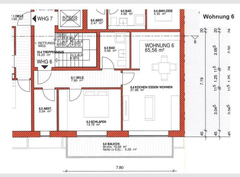 Wohnung zum Kauf 2 Zimmer in Trier (DE) - Ref. 6885036