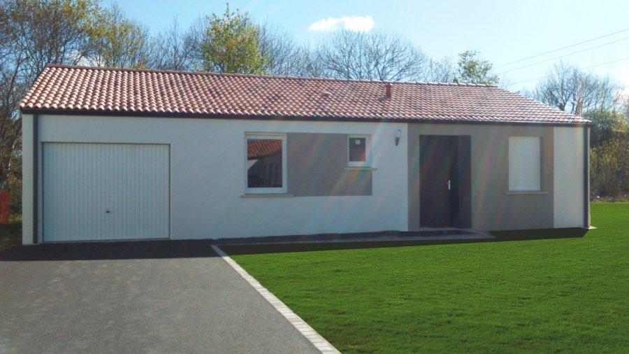 acheter maison 4 pièces 81 m² saint-père-en-retz photo 1