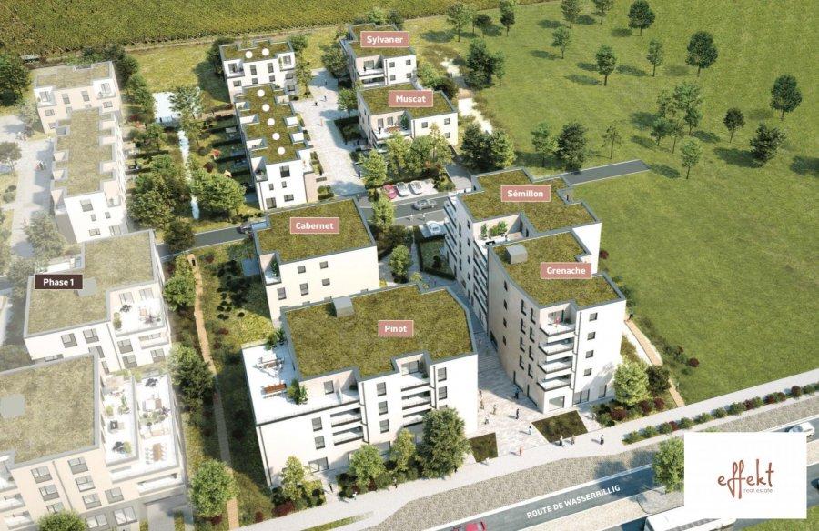 acheter appartement 1 chambre 53.57 m² mertert photo 4