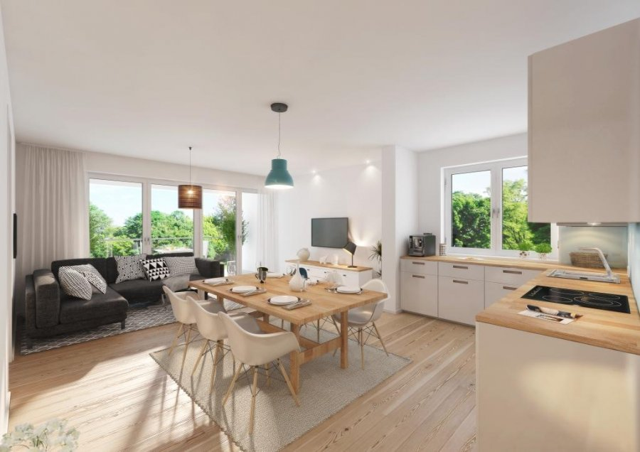 acheter résidence 0 chambre 85.24 à 146.38 m² mertert photo 2