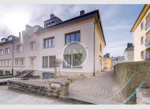 House for rent 5 bedrooms in Luxembourg-Belair - Ref. 7063228