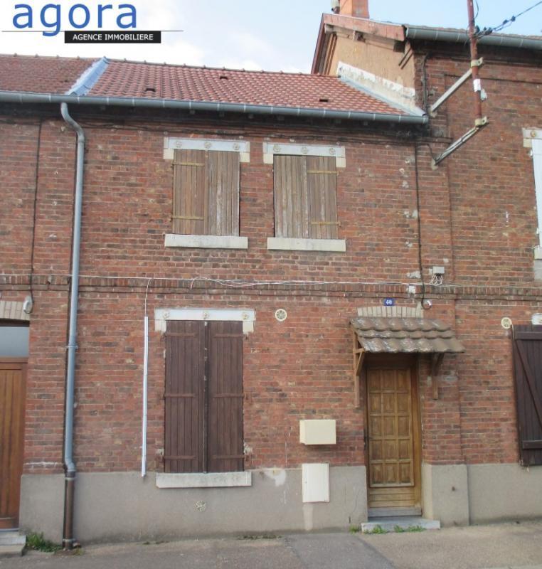 Maison à vendre F4 à Joudreville