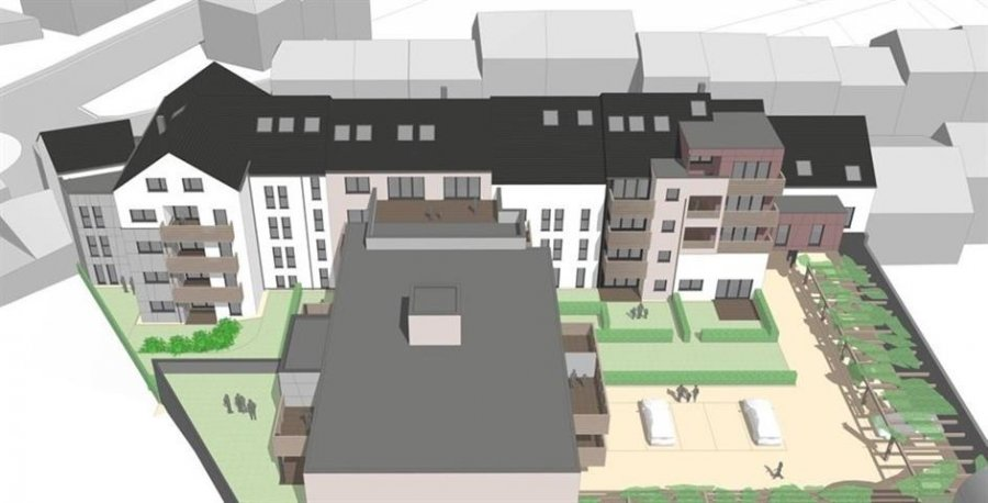 acheter résidence 0 pièce 64.8 à 158 m² arlon photo 5
