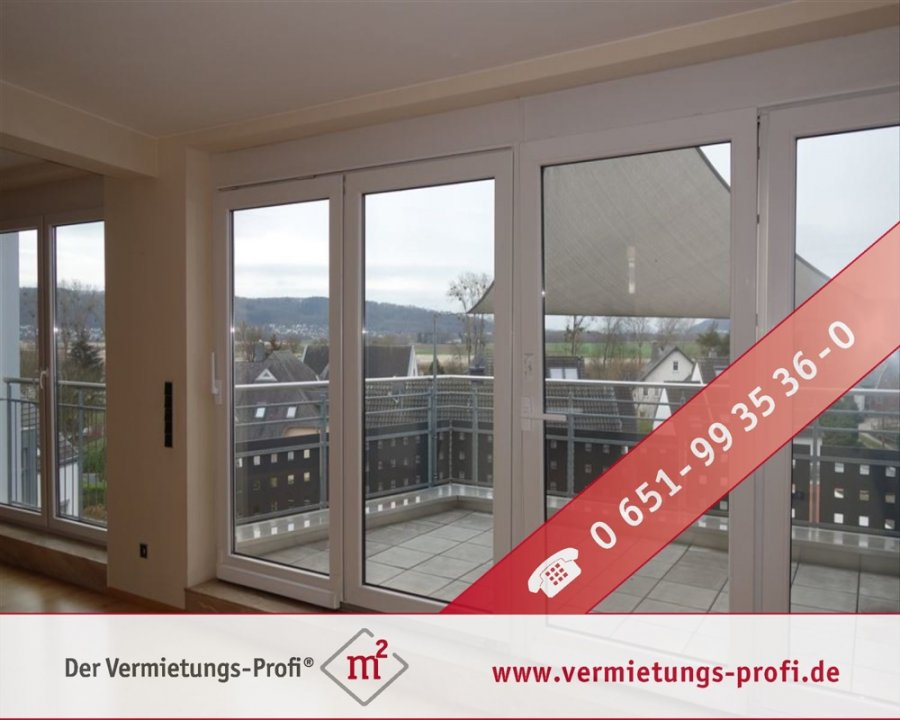 maisonette mieten 3 zimmer 111 m² schweich foto 1