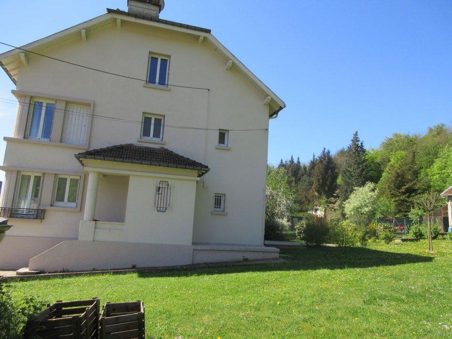 acheter maison 8 pièces 210 m² neuves-maisons photo 1