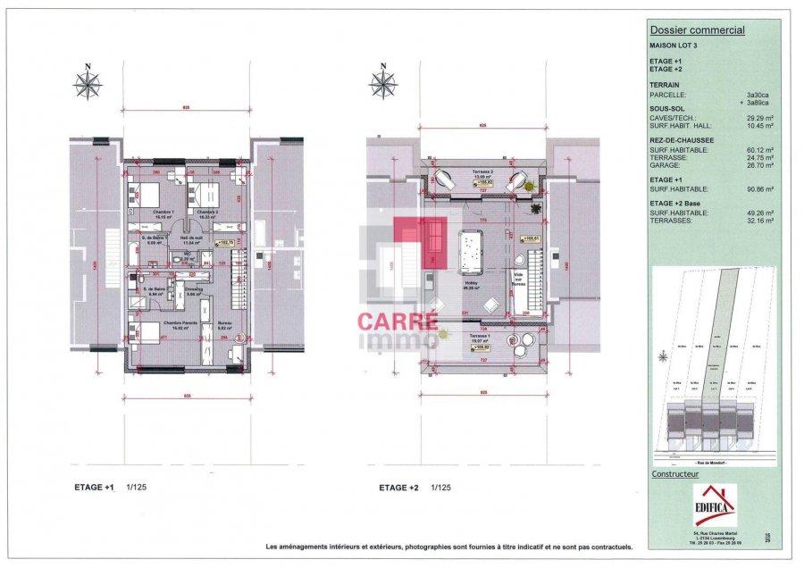 acheter maison 4 chambres 208.96 m² frisange photo 6