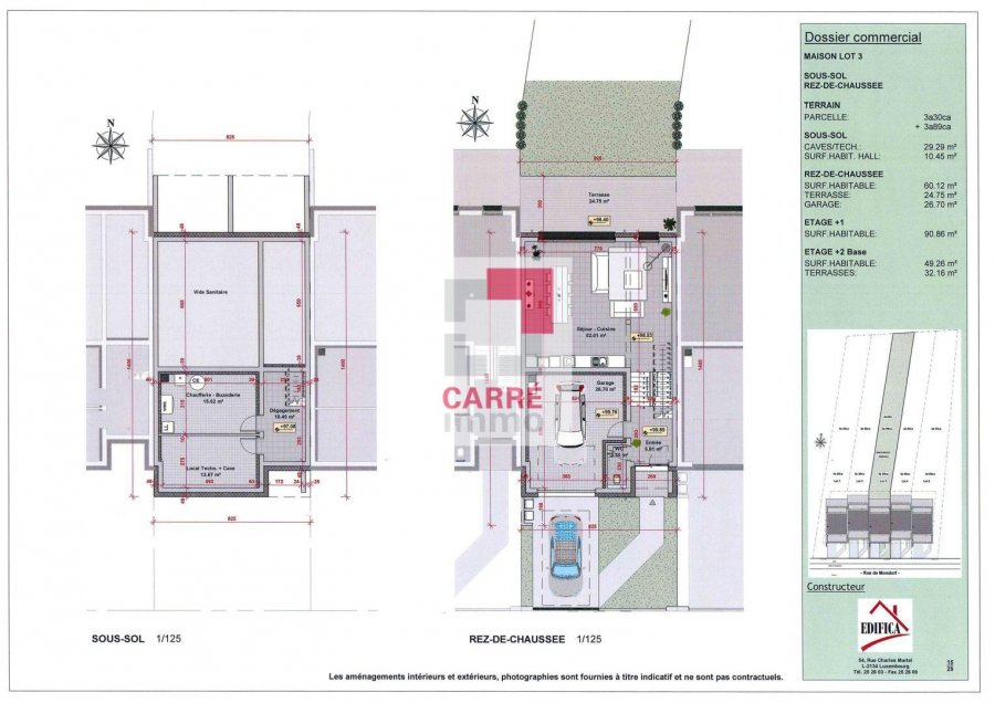 acheter maison 4 chambres 208.96 m² frisange photo 5