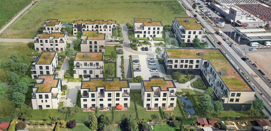 Appartement à vendre 3 chambres à Mertert