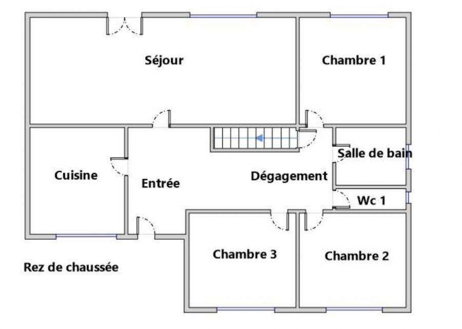 acheter maison individuelle 7 pièces 160 m² macheren photo 6
